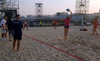 World Beach Games, domani l'apertura