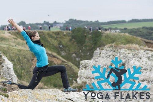 """Anna Paparella: """"lo yoga come occasione per creare uno spazio dentro di noi""""."""