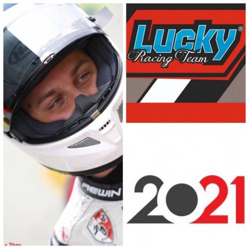 L'intervista a Andrea Raimondi alfiere del Lucky Racing Team