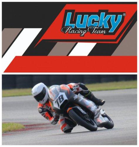 Andrea Raimondi  con il Lucky Racing Team il 26 ottobre al Mugello poi il 14 e 15 novembre a Vallelunga.