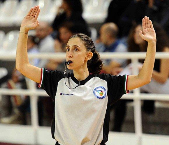 Designazioni arbitrali  Serie B  Femminile  Girone  A - 3a Giornata di andata.