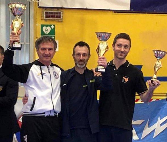 Il Taekwondo Riccione Polisportiva seconda società classificata all'Open di Fano