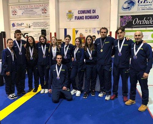 Il Taekwondo Polisportiva Riccione al Campionato Nazionale Csen di Roma: è un trionfo di ori