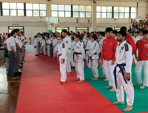 L' Italian Open di Ju Jitsu