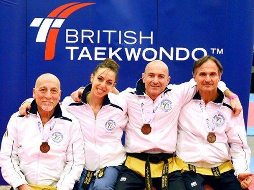Da Londra a Roma: il trionfo del Taekwondo Pesarese