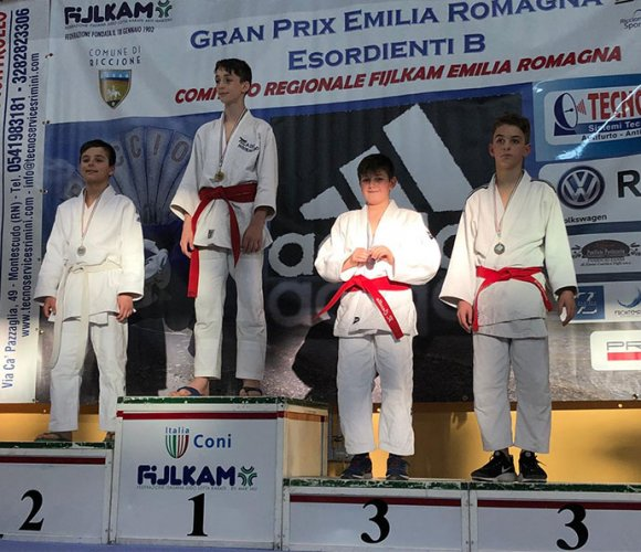 Comunicato Team Romagna Judo
