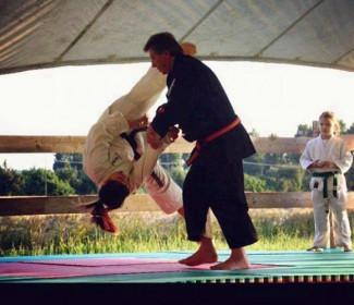 Ottimi risultati per l' attività di Ju Jitsu a Mirabello.