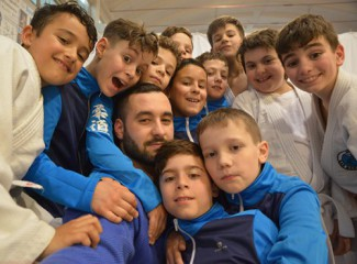 Judo Club San  Marino a  Civitanova Marche