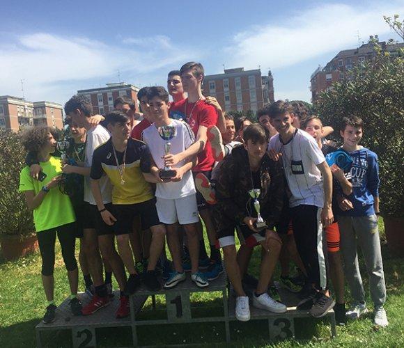 Risultati Campionati Studenteschi di Atletica Leggera prov. di Ferrara