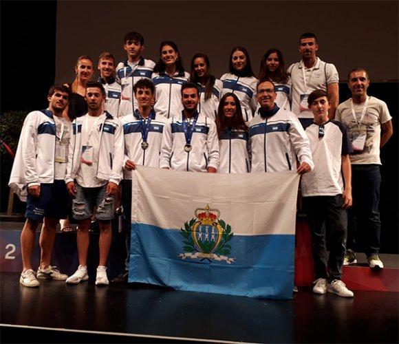 FSAL - 2 medaglie d'argento ai Campionati dei Piccoli Stati