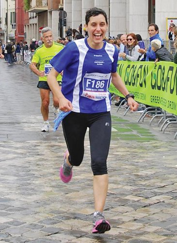 Ecomaratona del Sale 2018,  Michele Agostini e Maria Teresa Giardi protagonisti