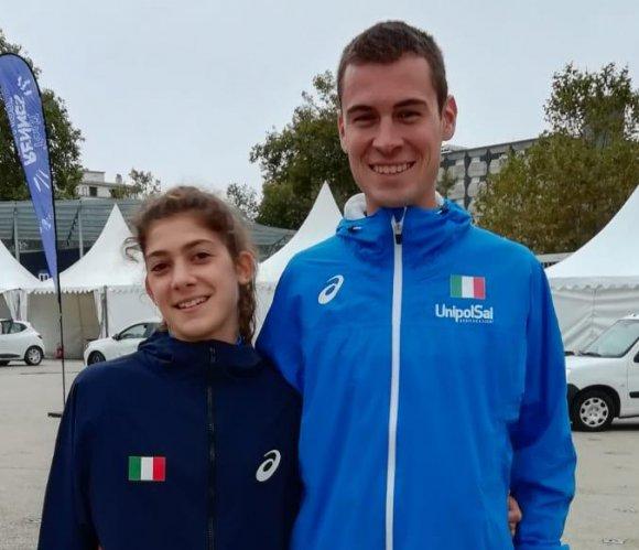 Incontro Internazionale, Giacobazzi quarto e Cornia vice campionessa Under 20