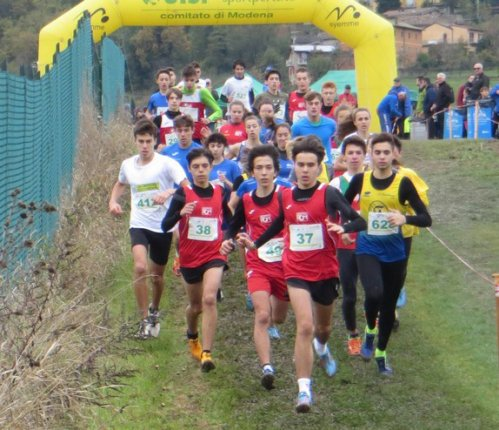 Cross regionale, seconda prova al via
