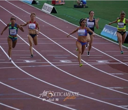 Cristina Sanulli vince i 100 al Golden Gala
