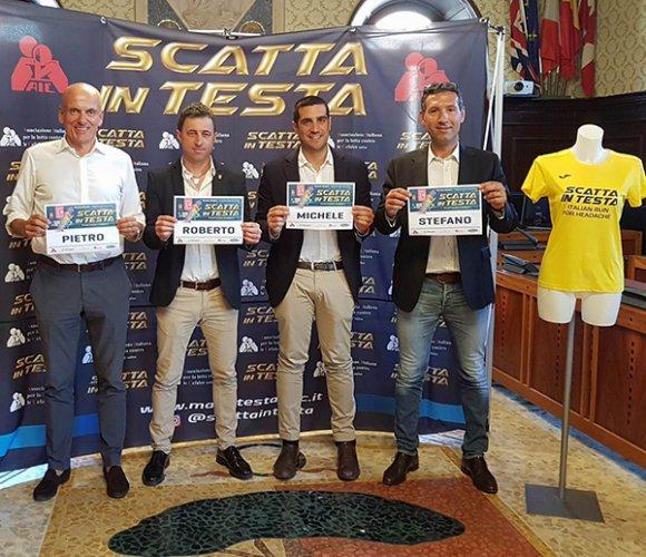A Ravenna corri solidale con scatta in testa 2018