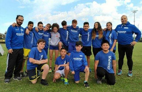 Ancora ottimi risultati per atleti Olimpus San Marino atletica