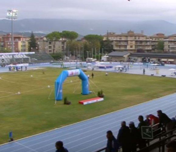 Atletica Imola, personali per Ghini e Maccarelli nella rappresentativa regionale