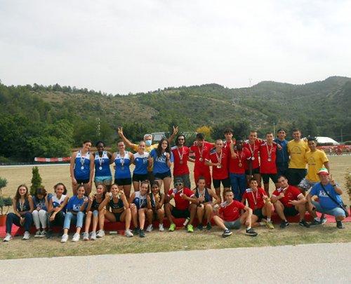 Doppia vittoria Atletica Imola alla Finale B dei Campionati di Società Allievi