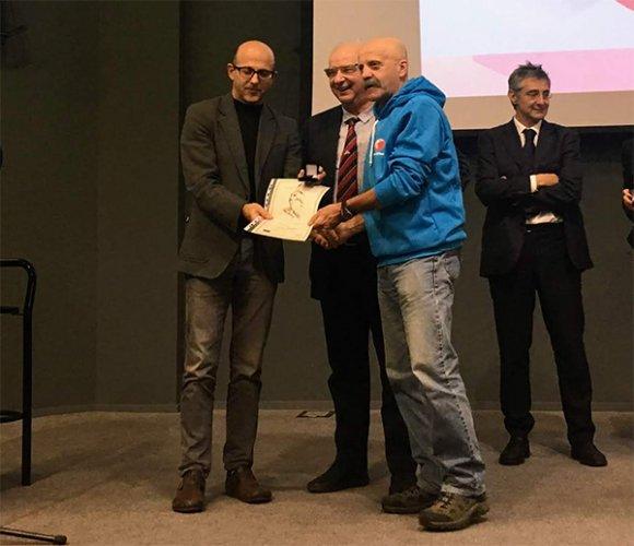 La FIDAL Regionale premia Atletica 85 a chiusura dell'anno agonistico