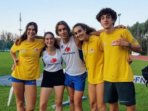Atletica 85 si prepara a partecipare in forze ai campionati italiani