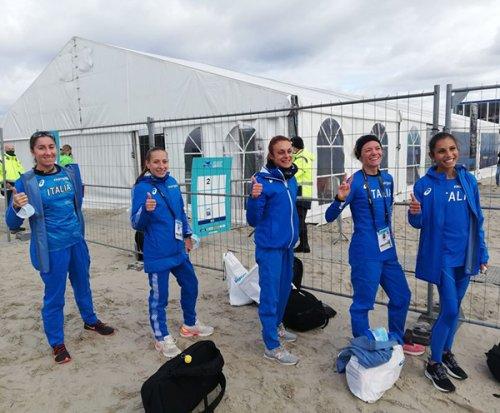 Mondiali mezza maratona, Cascavilla 62esima con il nuovo personale