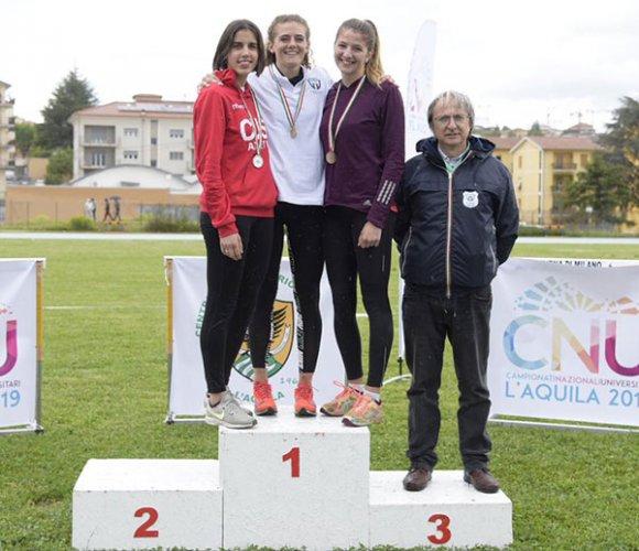 Risultati  Cus Bologna ai campionati nazionali universitari