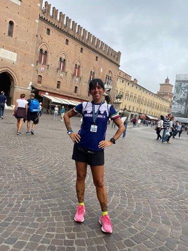 Cinzia Andreatti: 'Non voglio fermarmi più'