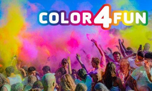Color4fun, venerdì 7 giugno si festeggia la fine della scuola in darsena con l'appuntamento più colorato dell'anno