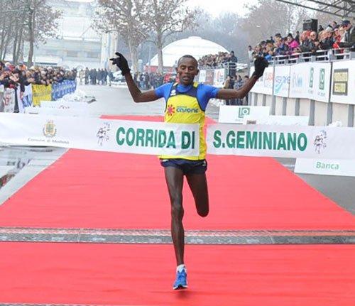 Corrida di San Geminiano, vincono Nzikwinkunda ed Epis l'edizione numero 45