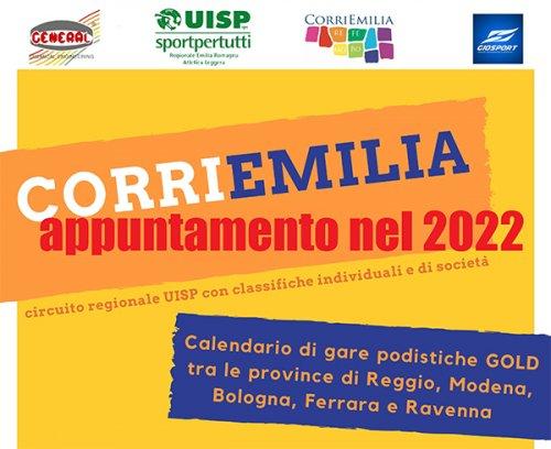 CorriEmilia-Trofeo Giosport: appuntamento nel 2022