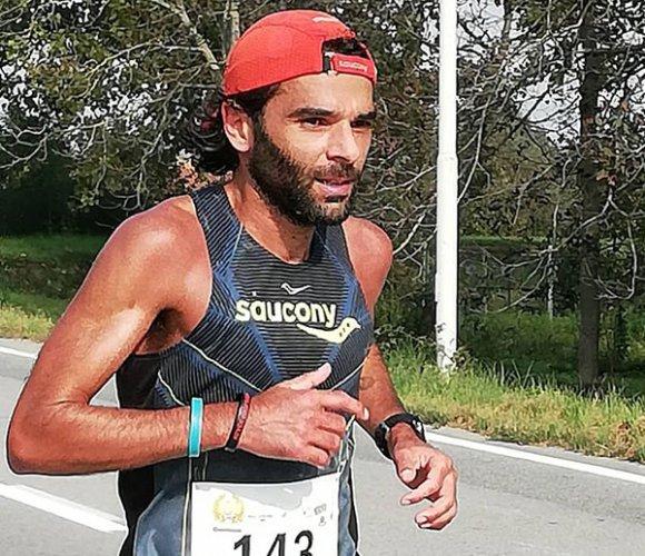 Francesco Lupo trionfa alla 100 KM delle alpi