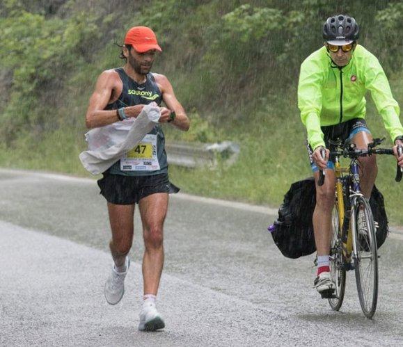 100 KM del Passatore, Francesco Lupo e Valentina Silvestri in grande spolvero