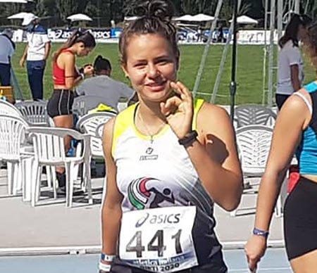 Ai Campionati Italiani under 18 di Rieti brillano Giorgia Maraldi, Giorgia Buratti e Filippo Fais