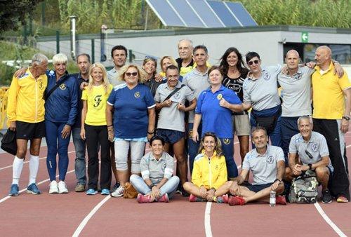 Scudetti Master a Tivoli, titoli regionali Allievi e Juniores a Castelfranco