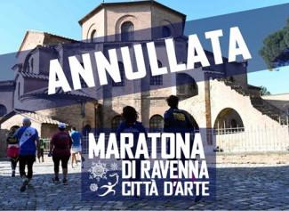Annullata la maratona di Ravenna 2020