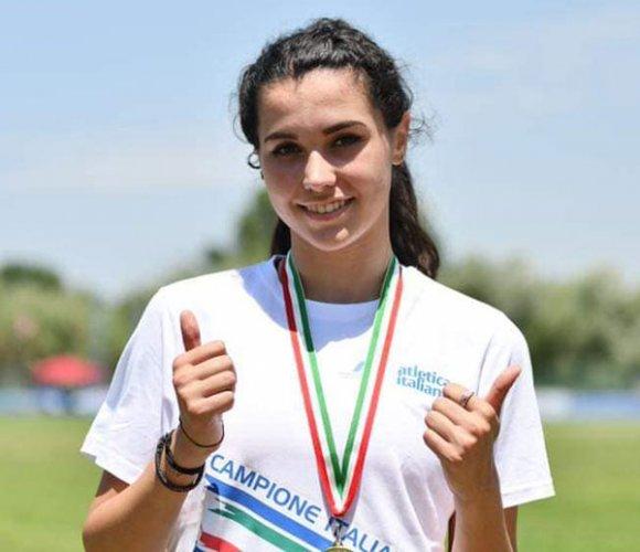 Laura Elena Rami all'European Youth Festival di Baku