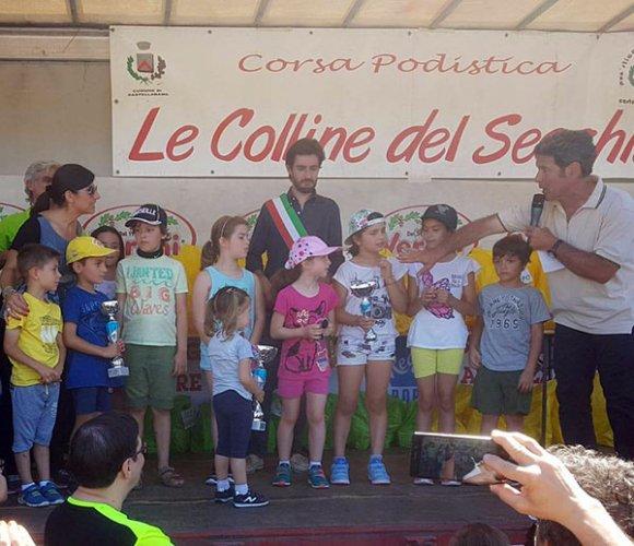 """Sportinsieme: domenica attesi oltre 2500 podisti per """"le Colline del Secchia"""""""