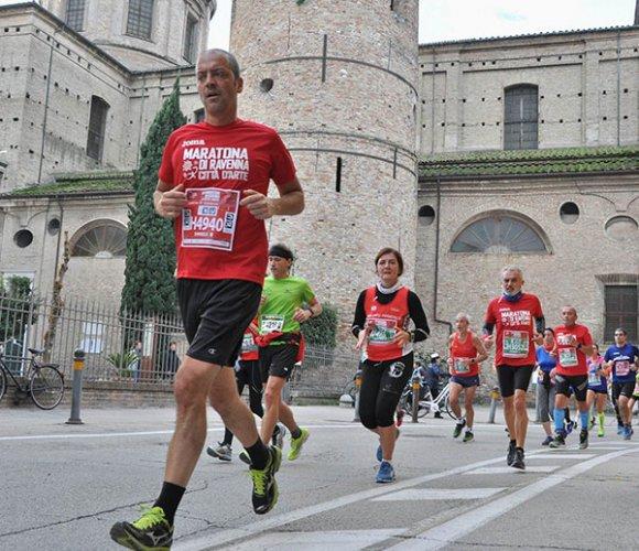 L'Unesco concede il patrocinio alla maratona di Ravenna città d'arte