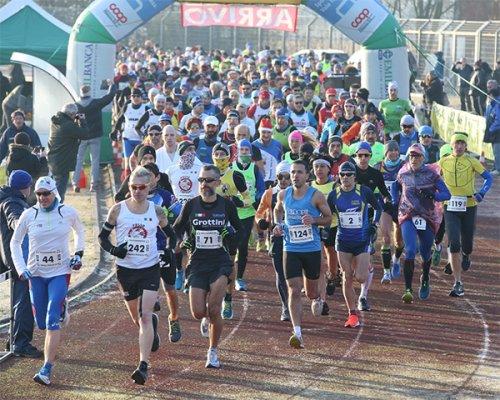 L'ultima di Crevalcore per Maratona e 10k a Velatta, Moroni, Kaba e Spagnoli