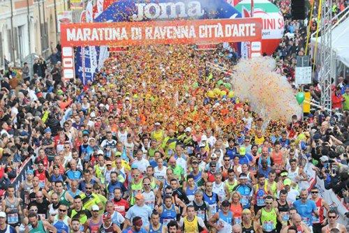 Maratona di Ravenna città d'arte, domani si apre il lungo weekend