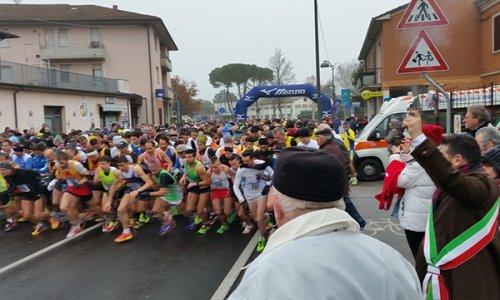 """Voltana: domenica 2 dicembre torna la """"maratonina"""""""