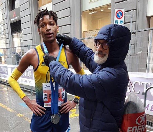 Cross, dominio modenese a Osimo. Moro tredicesimo alla Maratona di Firenze
