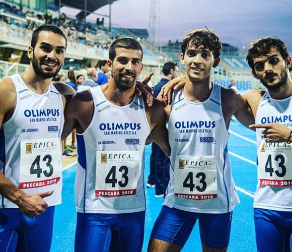 Buone le prestazioni degli Atleti Olimpus San Marino ad Ancona