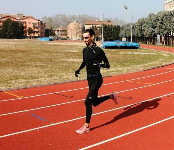 Rudy Magagnoli, cuore e polmoni del campo scuola e dell'atletica