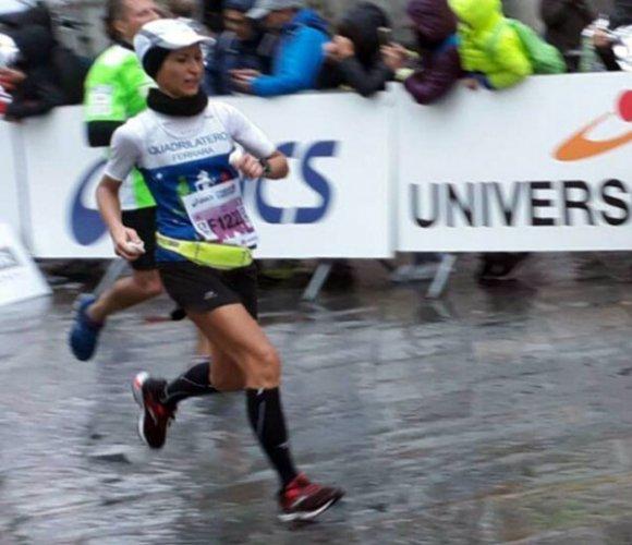 Paola Gelli: 'Quando corro mi sento su un altro pianeta'