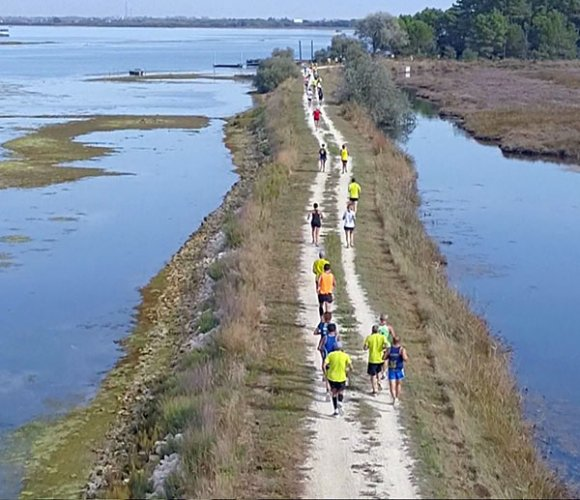 Ravenna Park Race, quasi mille iscritti all'edizione 2020