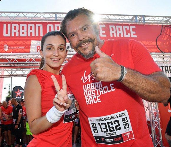 Virgin Active Urban Obstacle Race - Sabato a Rimini la gara
