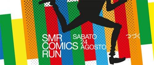 Tutto pronto per la San Marino Comics RUN 2019: divertimento puro e nuovo record di partecipanti in vista!