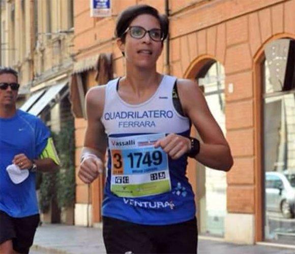 Miriam Zaroual: 'correre? Il mio stile di vita'