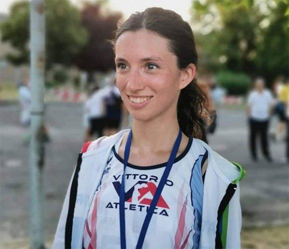 Spring run 2019: terzo posto per Silvia Sangalli